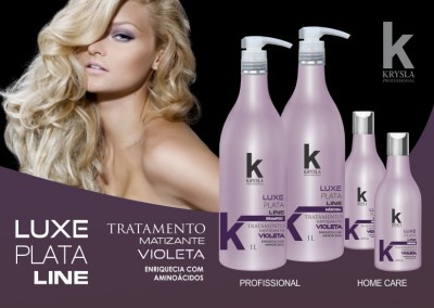 Luxe Plata Line – Home Care e Professional